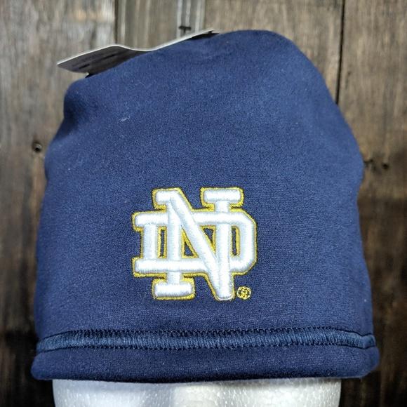 2f354e8d53921 Notre Dame Under Armour Beanie ColdGear NWT